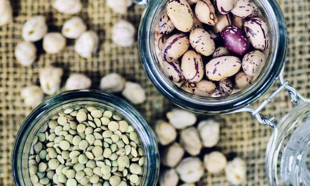Buying beans in bulk