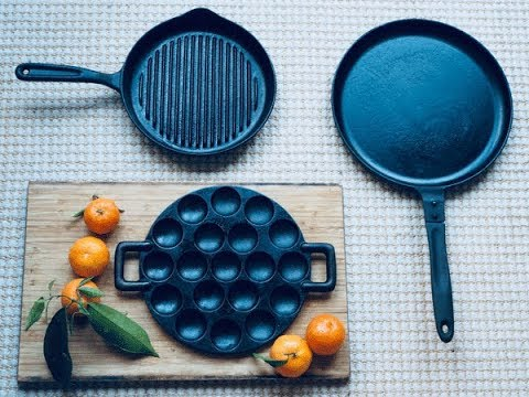 HOW TO INCREASE IRON LEVELS NATURALLY ● Cooking with a Cast Iron Skillet