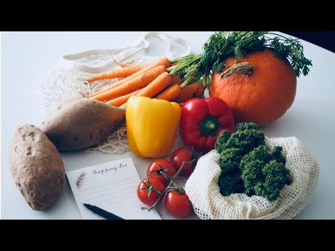 VEGAN GROCERY LIST ● A Mom's Ultimate Time-Efficient & Nutritious Vegan Grocery List