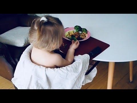 IRON RICH FOODS FOR BABIES ● Vegetarian & vegan ideas
