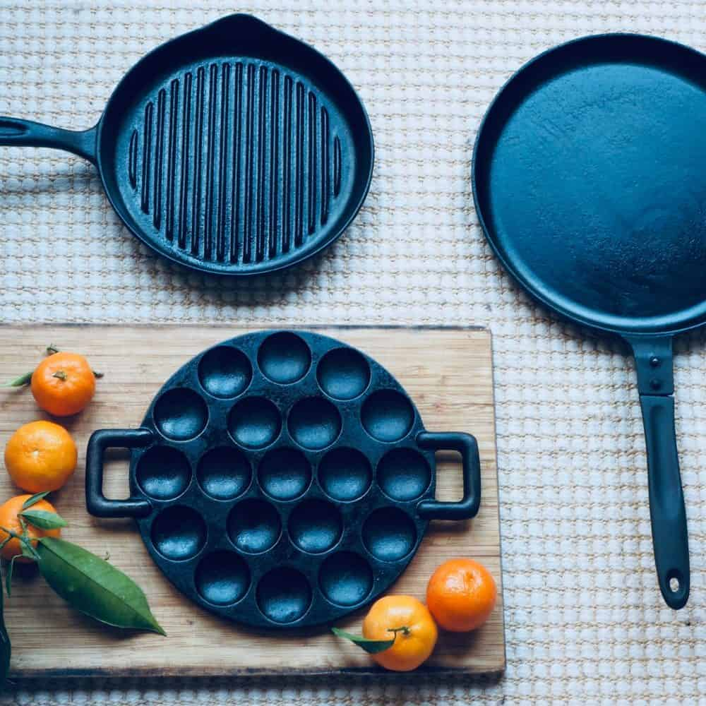 How to Increase Iron Levels Naturally: Cooking with a Cast Iron Skillet