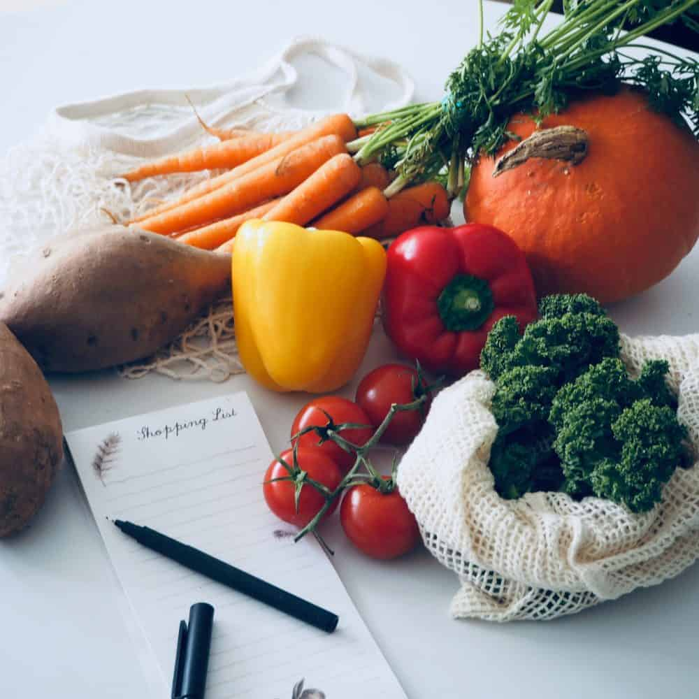 A Mom's Ultimate Vegan Grocery List