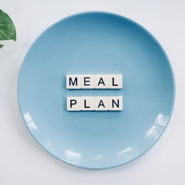 Vegan meal planner