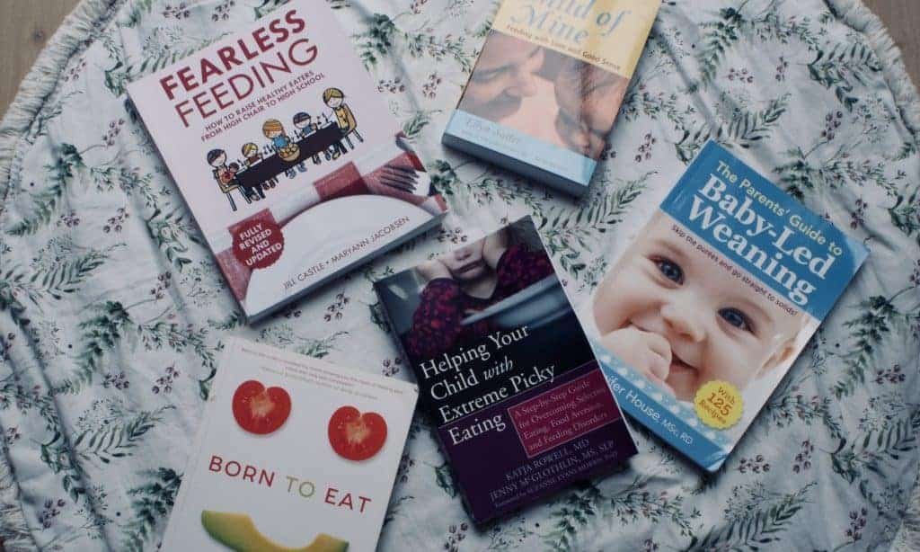 child nutrition books for parents