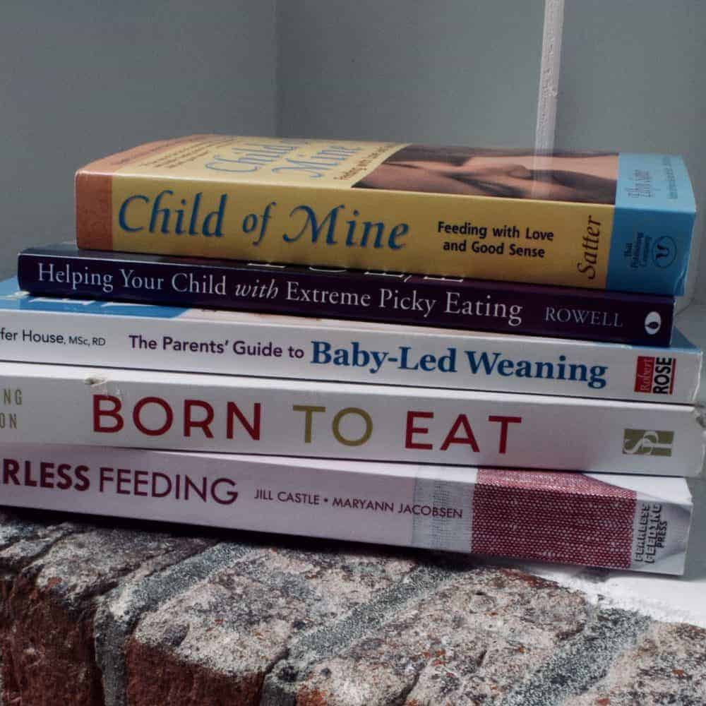 child nutrition books