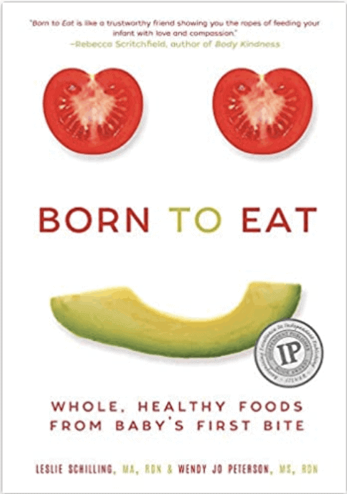 Child nutrition books by dietitians