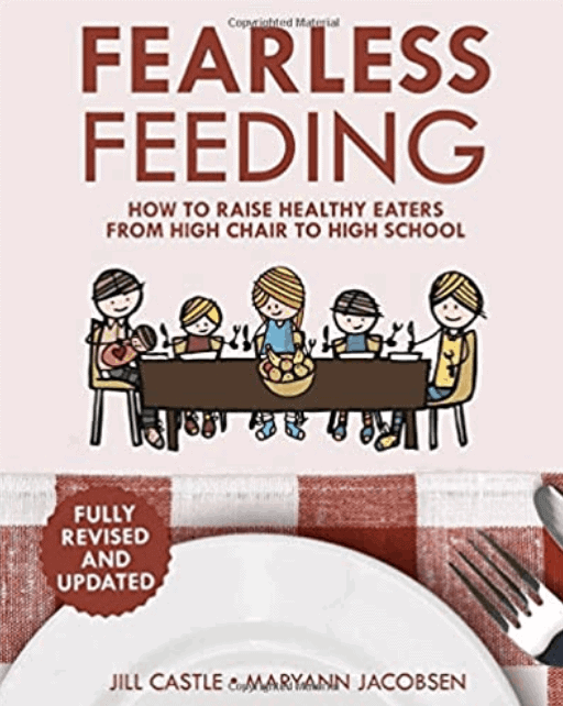 One of the best child nutrition books
