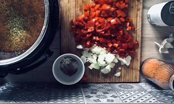 vegan instant pot recipe