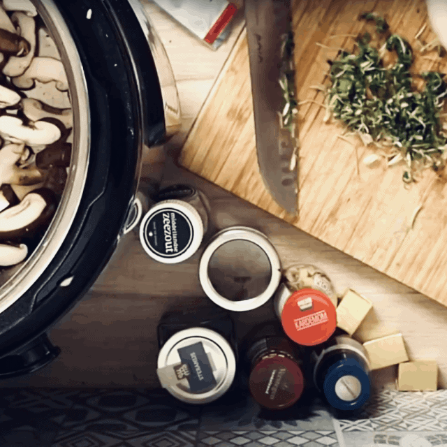 easy vegan instant pot meals