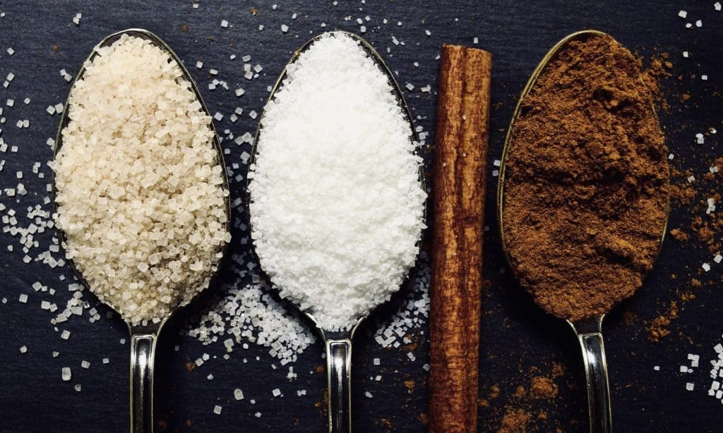 Healthier sweeteners