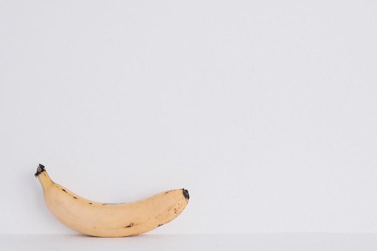 Prebiotic-rich banana