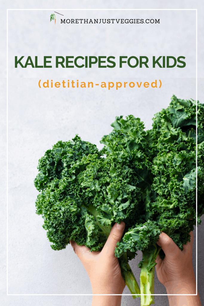 Kid-friendly kale recipes