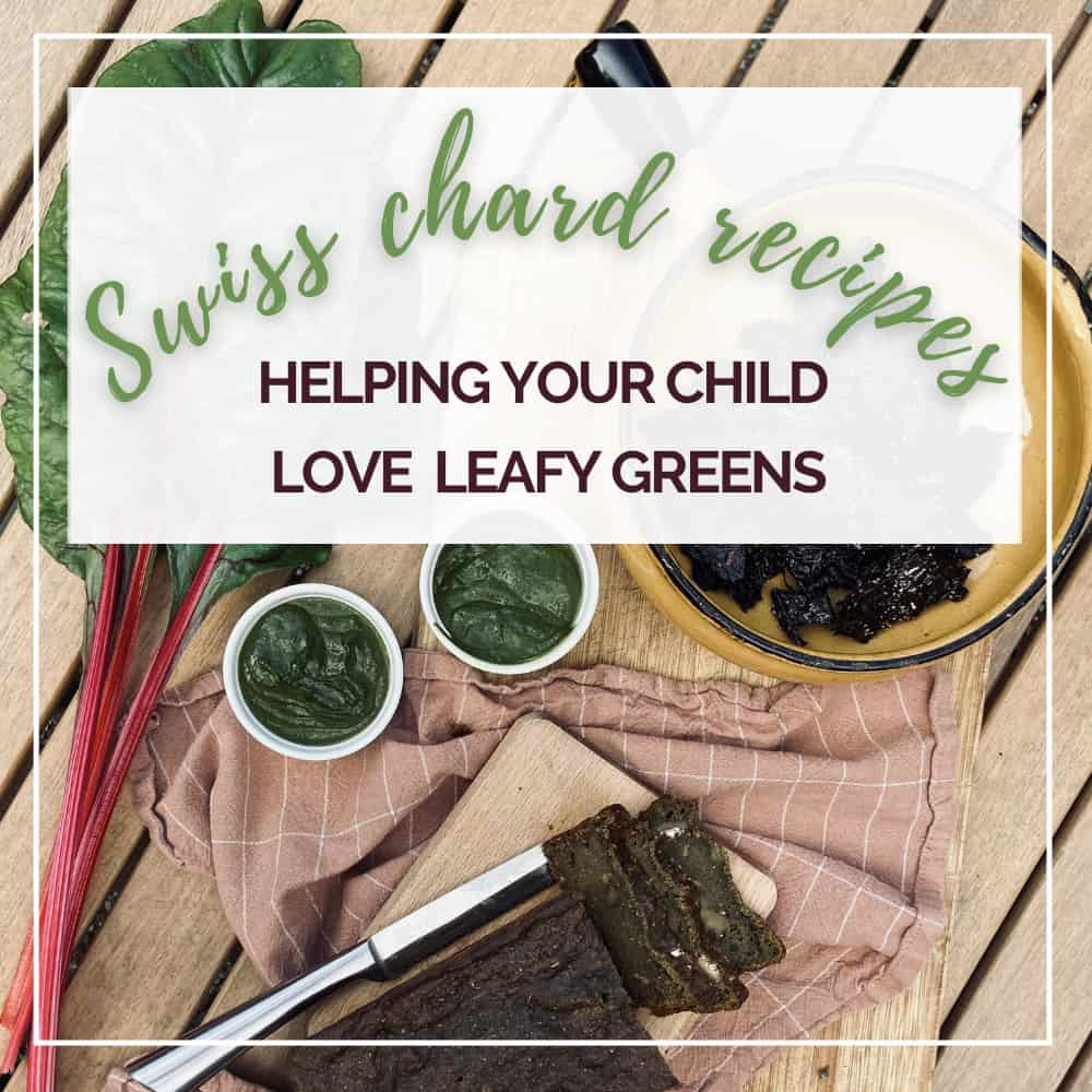 How to get your child to eat leafy greens